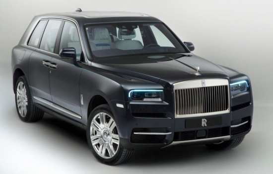 Rolls-Royce Cullinan SUV review: luxury and superiority
