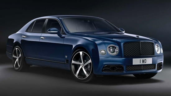 Превью Bentley puts the famous model out of production