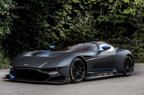 Превью Aston Martin Vulcan, the most impressive supercar produced in England